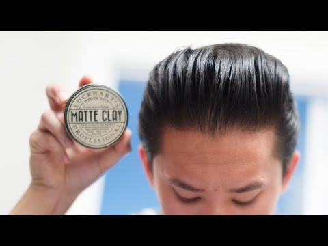 Lockhart's Matte Clay Review -- Best clay so far.
