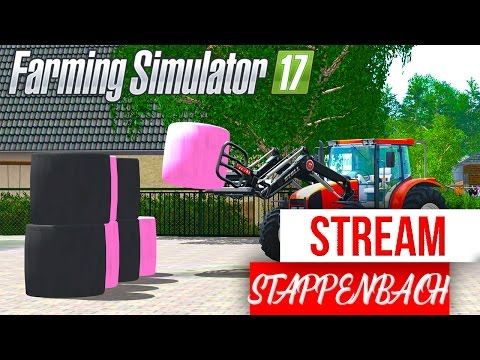 Farming Simulator 17 | stappenbach | Livraison de PQ !