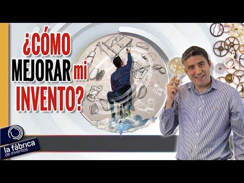 ¿Cómo mejorar mi invento?