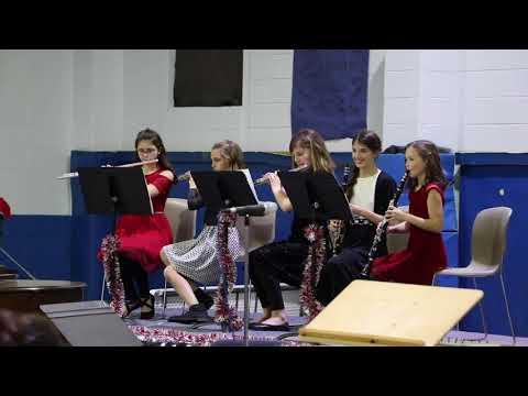 2017 Salem County Christian Academy Christmas Concert