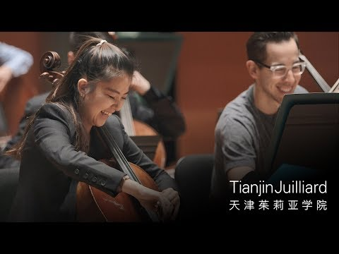 Welcome to The Tianjin Juilliard School