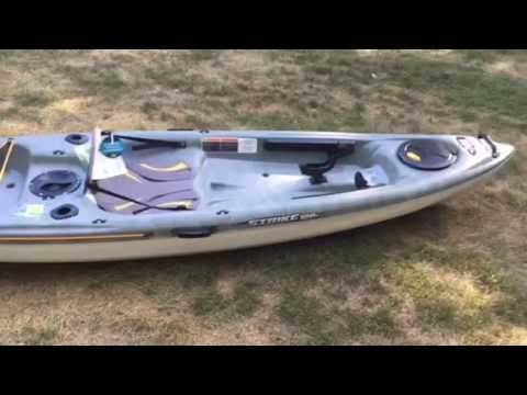 Pelican Mustang 100x Kayak Reviews