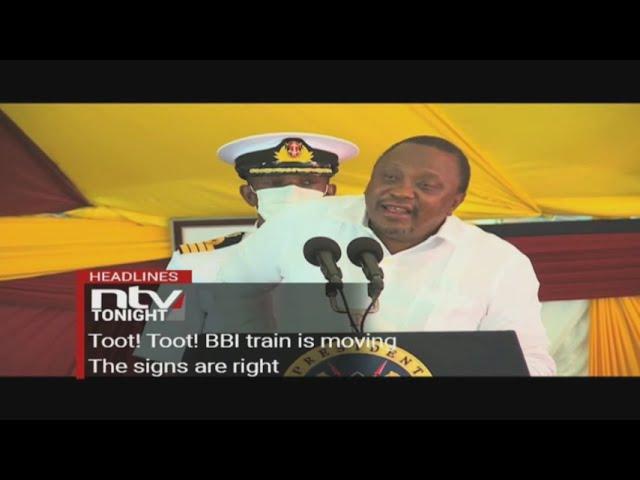NTVKenya || Tonight with Mark Masai 26th January 2021