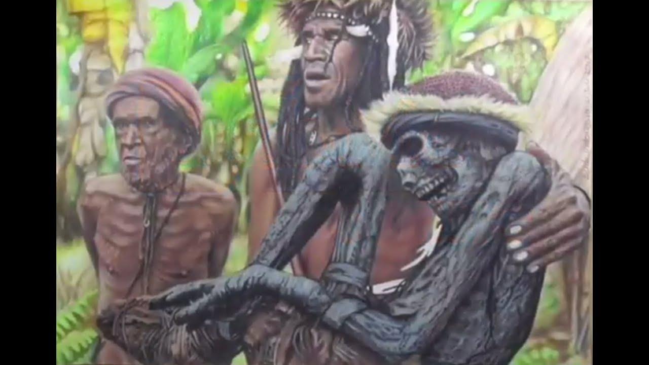 Hasil gambar untuk Mumifikasi Suku Asmat