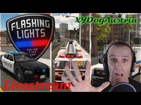 flashing-lights-police**knackiger-fun-mit-garantie-**-livestream-gameplay-deutsch+facecam-1080p60