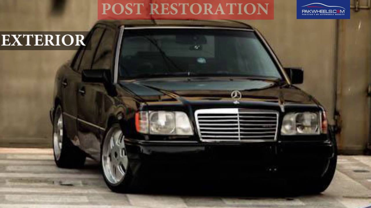 1990 mercedes benz e class restoration youtube for How much is a 1990 mercedes benz worth