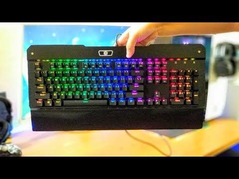 Skorpion K1 Rgb Mechanical Gaming Keyboard Manual | Legacy Time