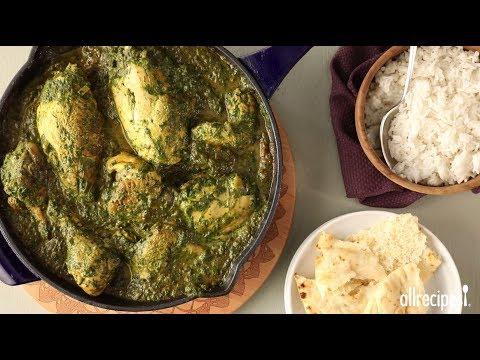 How to Make Chicken Saag | Indian Recipes | Allrecipes.com