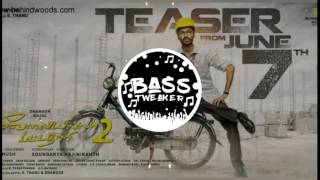 VIP 2 - Ucchathula Bass Boosted