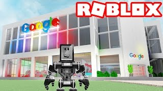 Roblox → GOOGLE FACTORY!! -Google Factory Tycoon 🎮