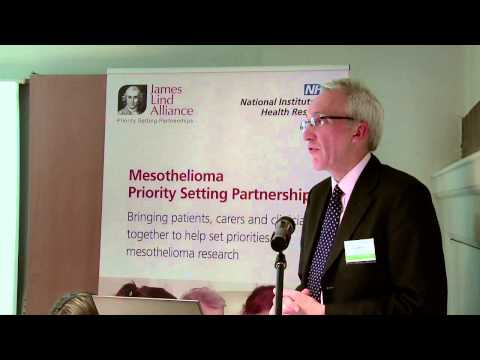 Dr Robert Rintoul, Chest Physician, Papworth Hospital