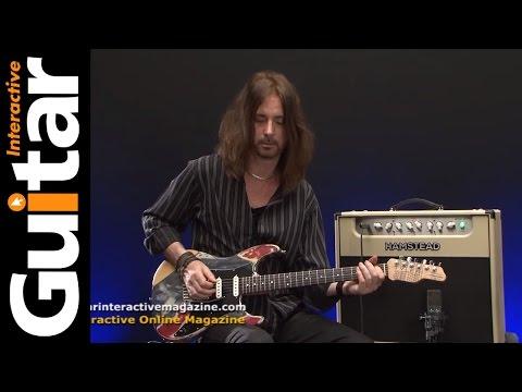 Hamstead Artist 20 RT 12 Combo Amp Review | Guitar Interactive Magazine