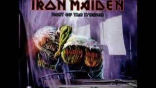 Watch Iron Maiden Kill Me Ce Soir video