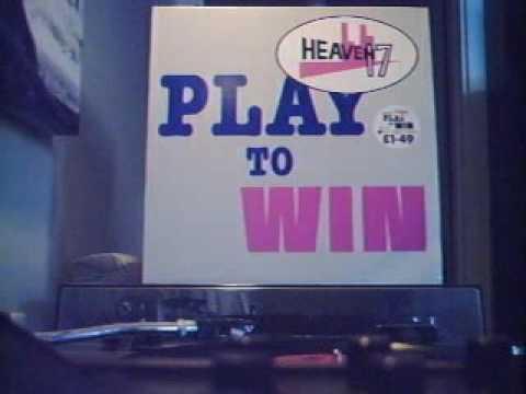 Heaven 17 Play to Win 12 B E F Disco Mix 2