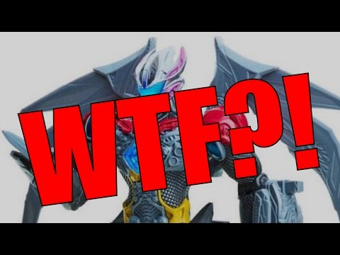 The NEW Megazord is Garbage!