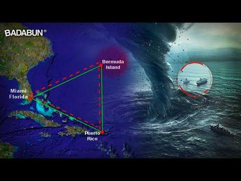 Descubren el secreto del triángulo de las bermudas