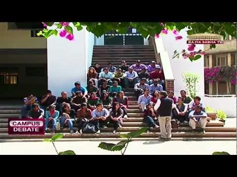 Campus Debate - How to eradicate corruption (St. Joseph's College, Bengaluru)