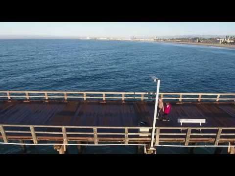 Drone Video of Port Hueneme