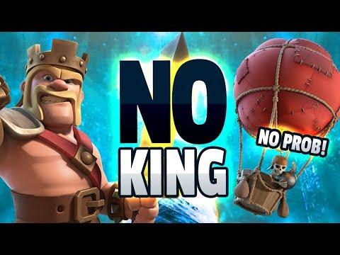 NO King? NO Clan Castle Troops? No Problem!