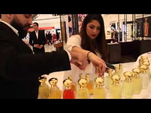 Opening of Annick Goutal's Counter at Paris Gallery, Dubai Mall