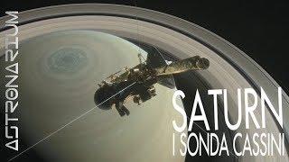 Saturn i sonda Cassini - Astronarium odc. 49