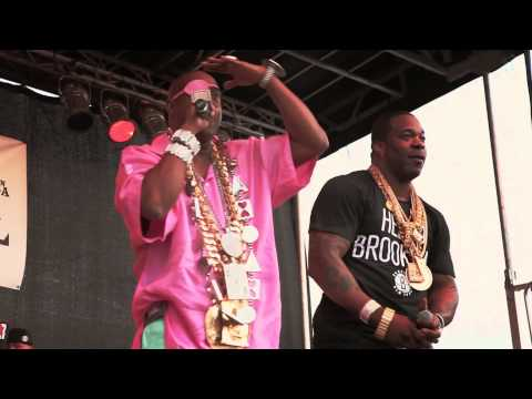 Busta Rhymes & Slick Rick || Children's Story || BHF 2012 [OFFICIAL VIDEO]