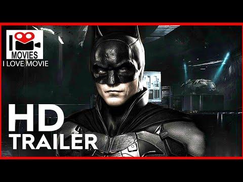 THE BATMAN 2021 Teaser Trailer Concept   Robert Pattinson, Matt Reeves DC Movie