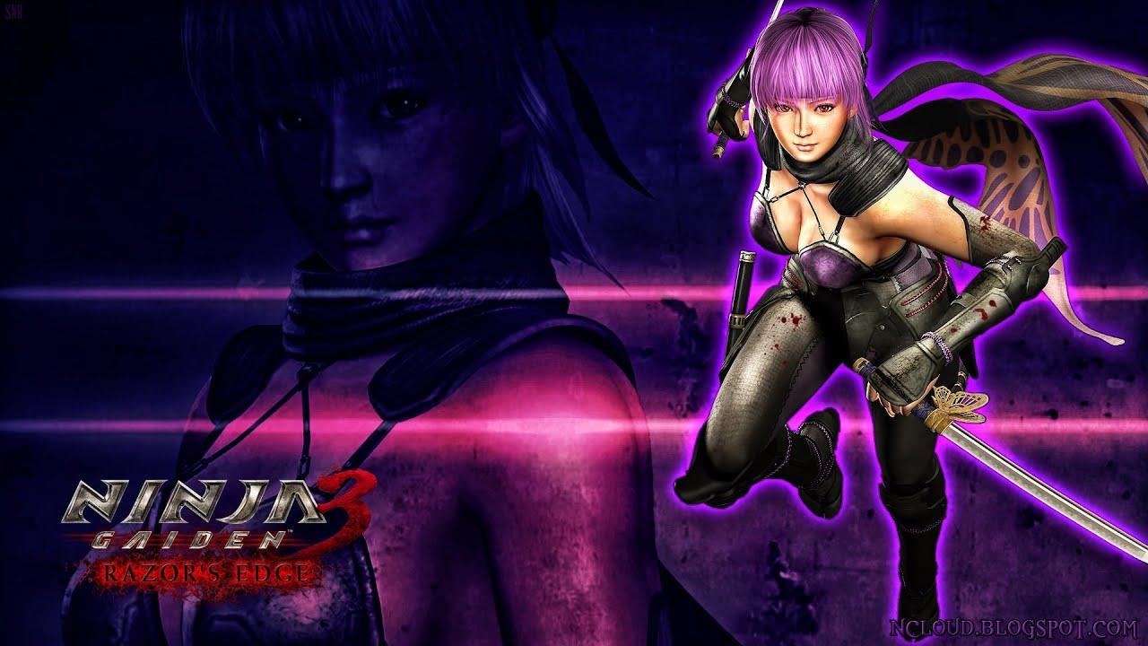 Game Ninja Gaiden Wallpaper: Ninja Gaiden 3 Razor's Edge Demo (Ayane)