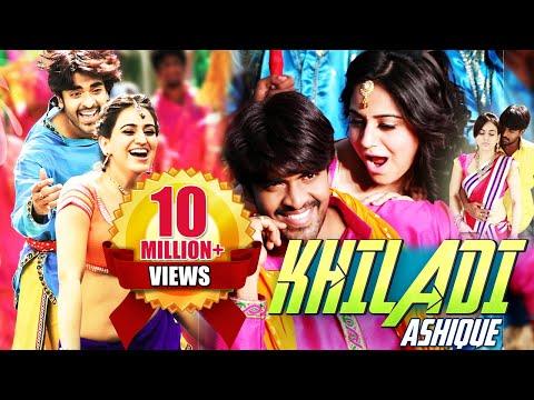 Khiladi Aashique (2016) Full Hindi Dubbed Movie   Srinivas   Dubbed Hindi Movies 2016 Full Movie