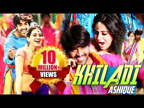 Khiladi Aashique (2016) Full Hindi Dubbed...
