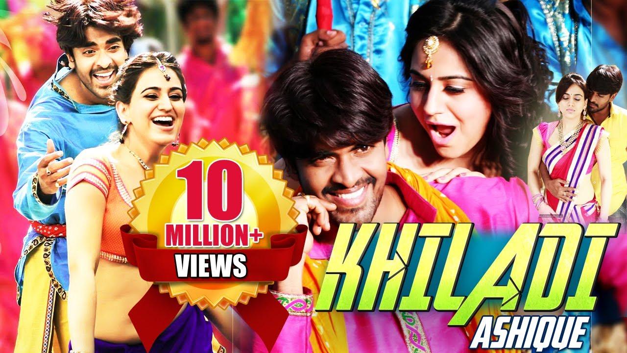 Ak Tha Khiladi Moovi Hindi: Khiladi Aashique (2016) Full Hindi Dubbed Movie