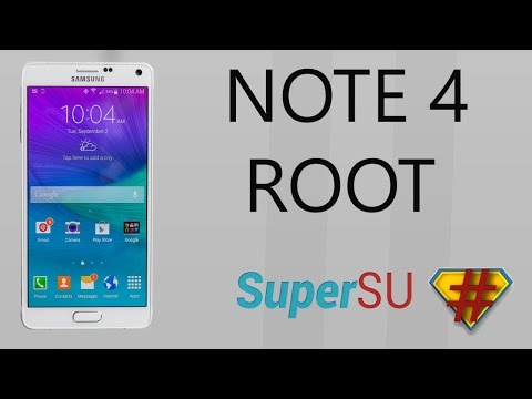 Galaxy Note 4 Root (Android 5.1.1)