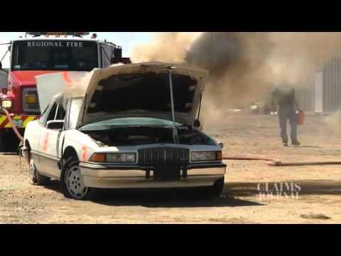 Vehicle Arson Trends