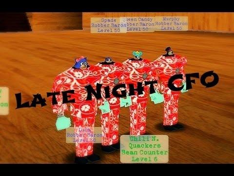 Late Night CFO