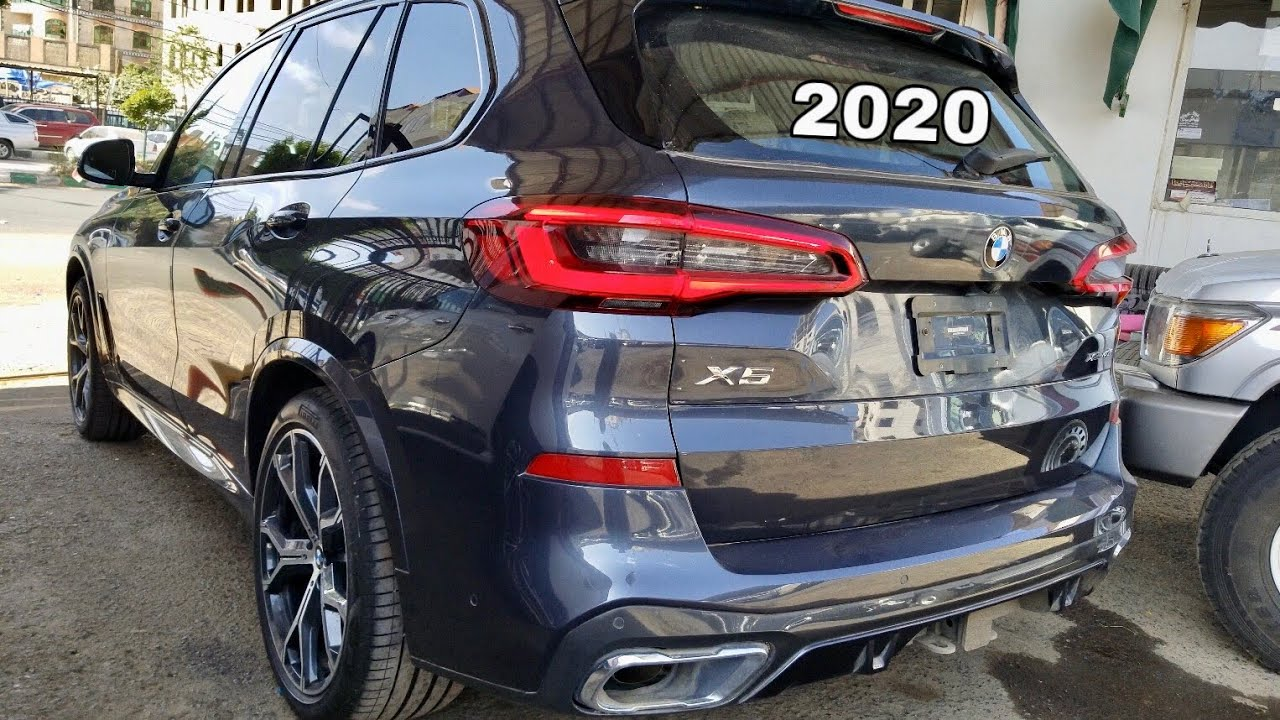 بي ام دبليو 2020 BMW X5 - جياش موتورز