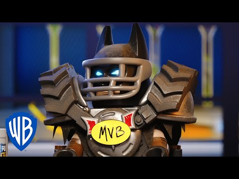 The LEGO Movie 2 Invades FOX NFL Sunday | WB Kids