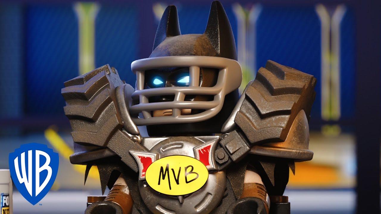 The LEGO Movie 2 Invades FOX NFL Sunday | WB Kids