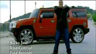 Vive Contigo - Nicky Jam    Dinasty S.