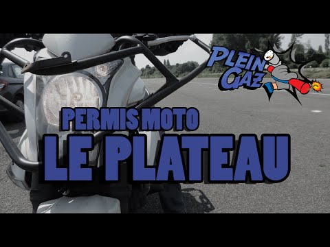 permis moto 2016 le plateau plein gaz auto cole youtube. Black Bedroom Furniture Sets. Home Design Ideas
