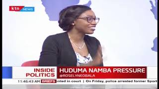 Inside Politics: Sakaja speaks out on the Huduma Namba pressure