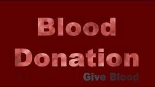 Blood Drive Scotland