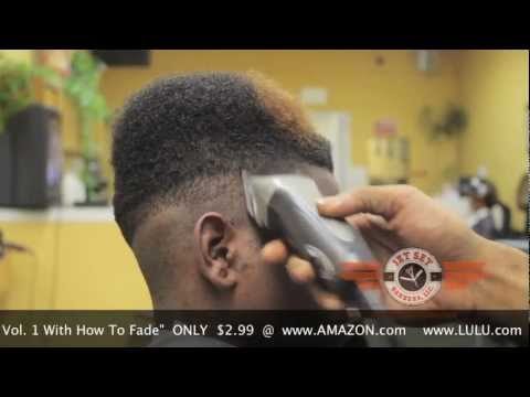 How to cut Hightop Fade, Hi Top Fade (The Book Of Barbers)