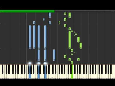 Fall Out Boy - Hum Hallelujah Piano Tutorial - YouTube
