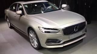 World Premiere Launch Volvo S90 Long Wheelbase @Shanghai