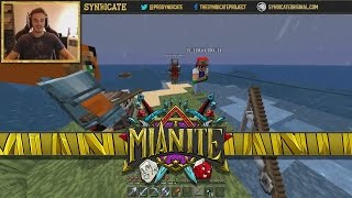 Minecraft: Mianite - The Great Fishing Contest & Hunt For Diamonds [56]