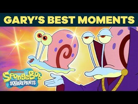 Gary's Top 20 Moments! 🐌 #SpongeBobSaturdays