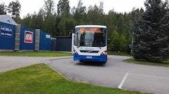 Linja 40b Tampere-Kangasala-Mobilia