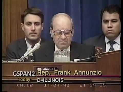 Alan Greenspan: Thrift Depositor Protection Program - Financial Status of FDIC (1992)