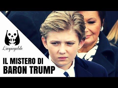 L'incredibile mistero di Baron Trump