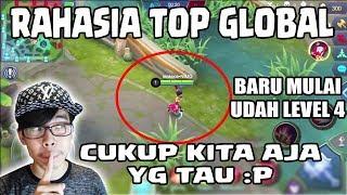 RAHASIA TOP GLOBAL FARMING SUPER CEPET LANGSUNG LEVEL 4 - Mobile Legends Training Indonesia